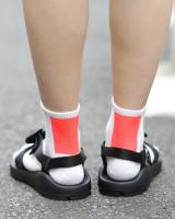 スポーティな靴下⛹️♀️