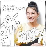 〇「JINS×Eleonor Boström」発売中です♫〇