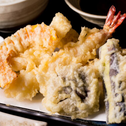 天ぷら 那かむら