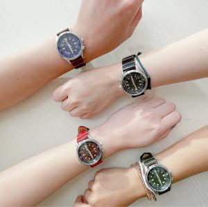 【鹿児島】みんなでお揃い!カジュアルな機械式時計