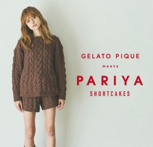 10/15(金) ~ GELATO PIQUE meets PARIYA発売!
