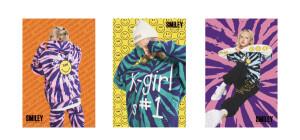X-girl×CHINATOWN MARKET 1月15日(金曜日)発売!!!!