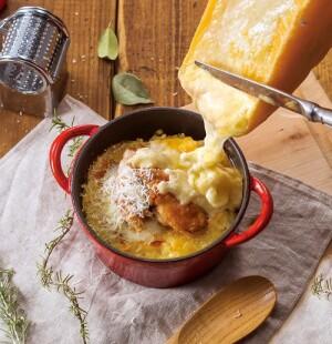 チーズ&ドリア.スイーツ