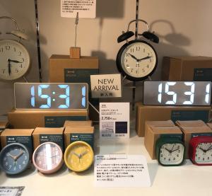 デジタル時計⏰