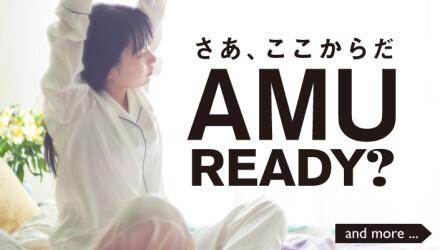 AMU READY?