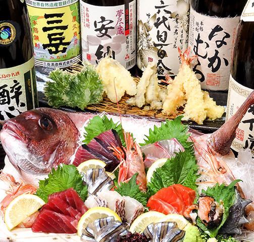 魚菜や 朝次郎